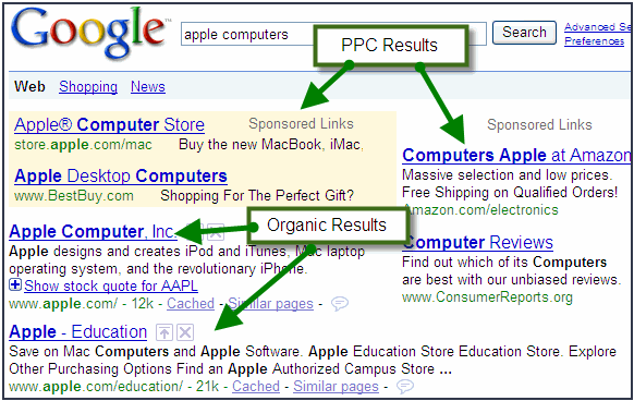 search-engine-results-page-components
