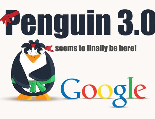 Ecco il momento di Google Penguin